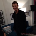 Joseph Morgan behind the scenes with Entertainment weekly - joseph-morgan photo