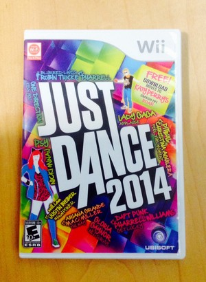 Just Dance 2014!