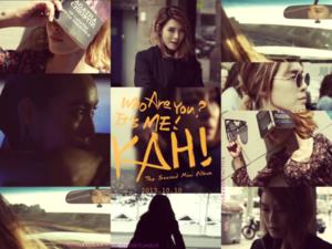 KAHI - IT'S ME ~ M/V Teaser