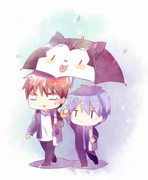 Kagami x Kuroko