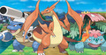Kanto Starter Mega Evolutions - pokemon-x-and-pokemon-y-version photo