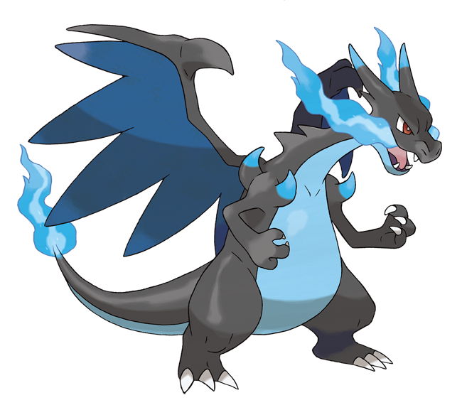 Pokemon X Y Version Images Mega Charizard Wallpaper And Background Photos