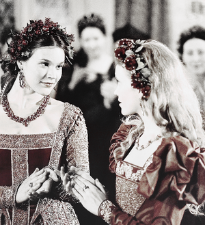 Katherine and Anne