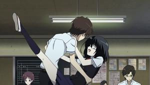 Kouichi & Mei Dancing