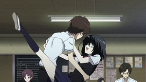 Kouichi With Mei