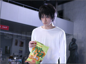 엘 Lawliet (liveaction)