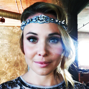 Leah Pipes → Glamoholic Magazine Preview
