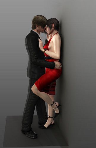 leon kennedy amp ada wong images leon kennedy amp ada wong hd wallpaper and background photos 35719986