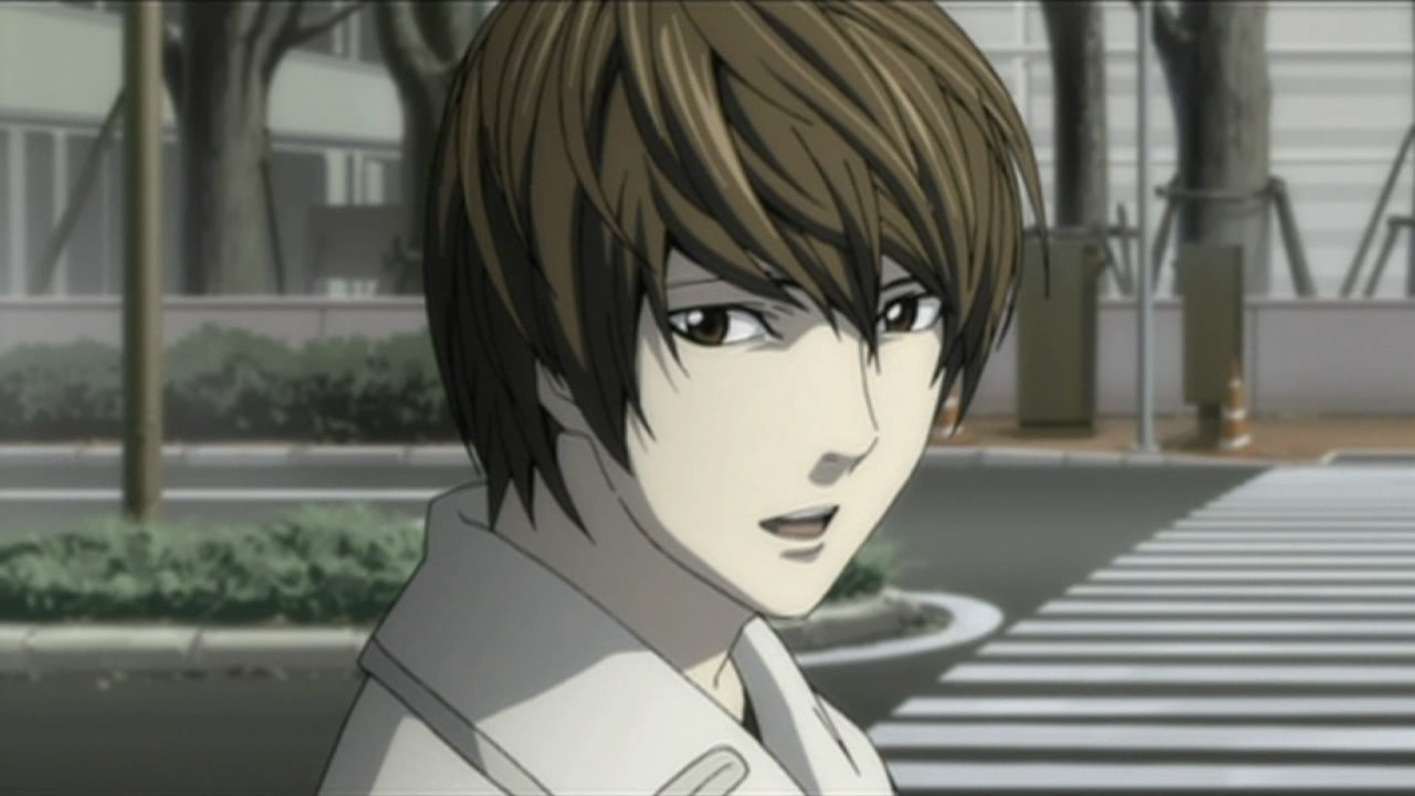 Light Yagami - Death Note Photo (35716949) - Fanpop
