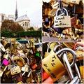 Love Locks- Paris