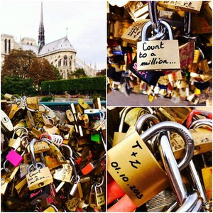 pag-ibig Locks- Paris