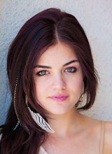 Lucy Hale!
