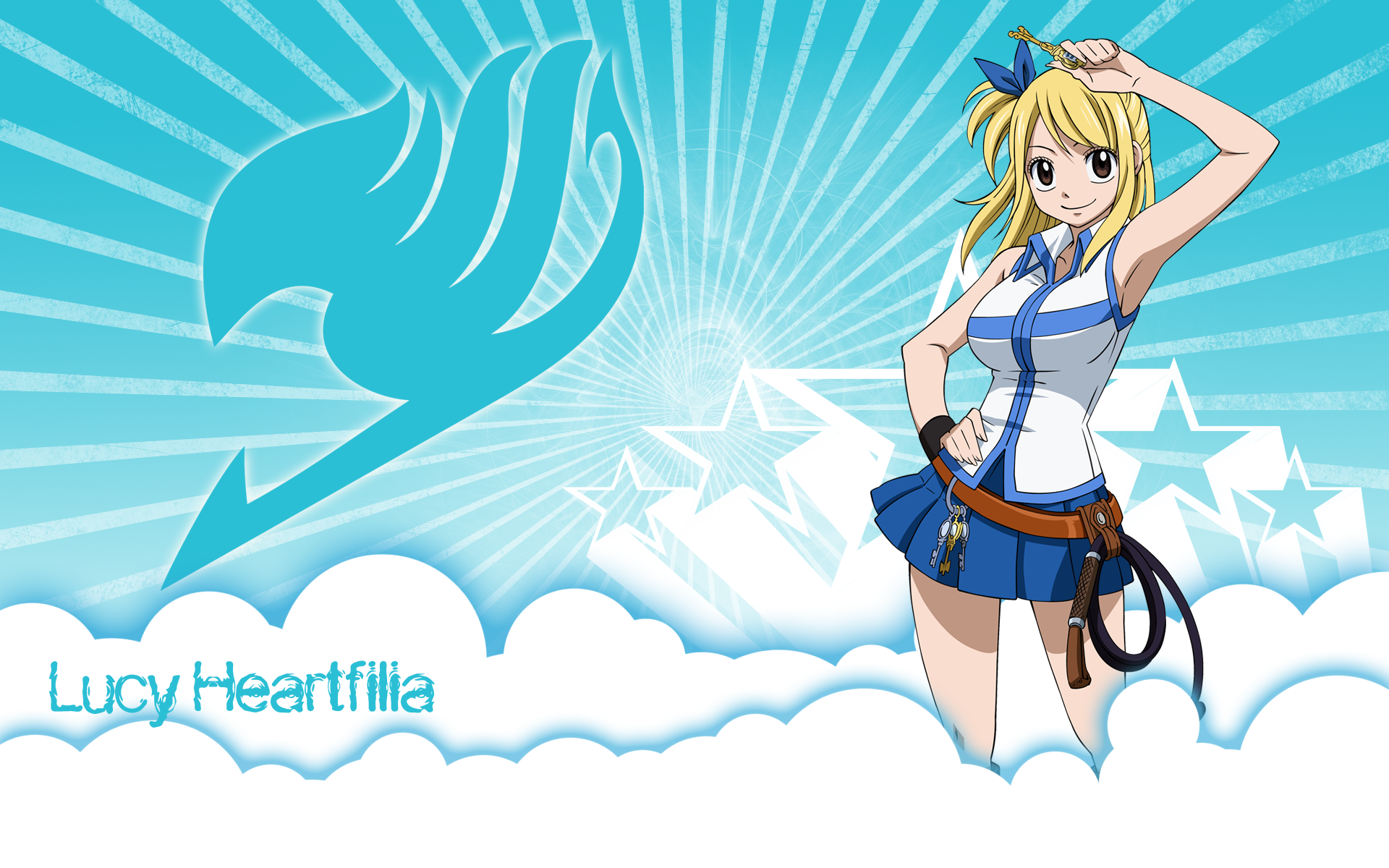 Fairy Tail Lucy Pictures Download 1
