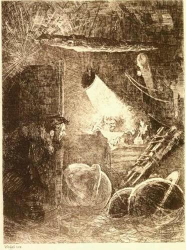 Edgar Allan Poe hình nền entitled MS. Found in a Bottle