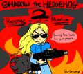 Maria's Revenge - shadow-the-hedgehog photo