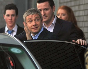 Martin Freeman I love you !