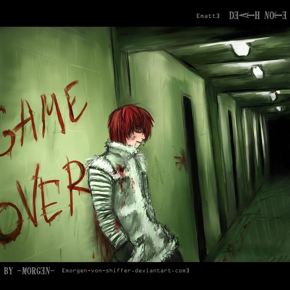 Matt - Death Note Photo (35690773) - Fanpop