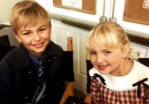 Maxwell and Ava AKA Cory and Carrie