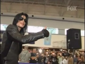 Michael In jepang Back In 2007