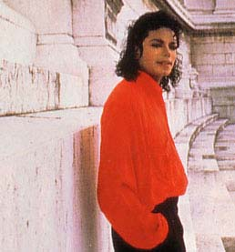 Michael Tour In Italy Back In 1988