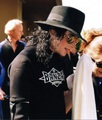 Michael Tour In South Africa Back In 1997 - michael-jackson photo