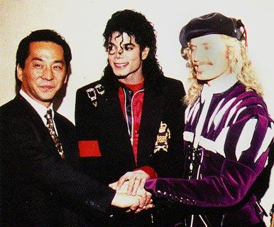 Michael and 老友记