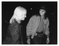 Michael and Madonna - michael-jackson photo