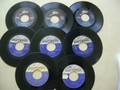 Michael's Assortment Of Hit Songs On 45RPM - michael-jackson photo