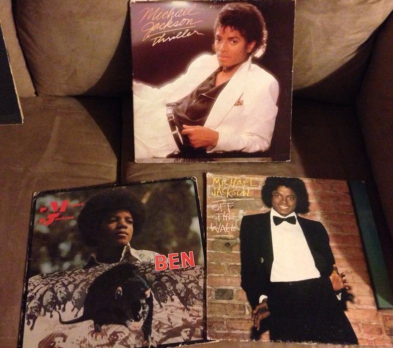 Michael's Classic Recordings On LP