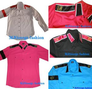 Michael's Custom-Made CTE Shirts