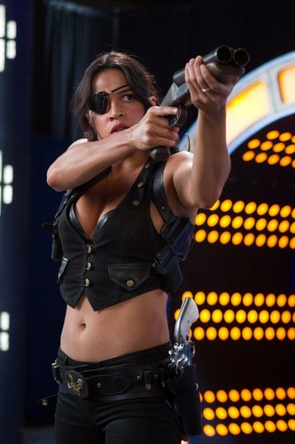 Machete wallpaper called Michelle Rodriguez as Shé