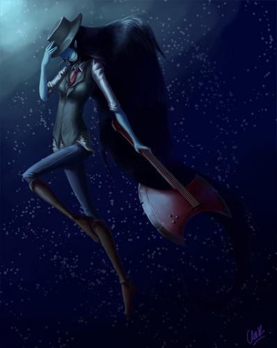 Marceline wallpaper titled More fanart
