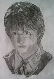 My Drawing for Harry Potter
