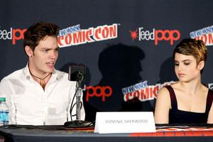 NY Comic Con 2013 - Dominic & Sami