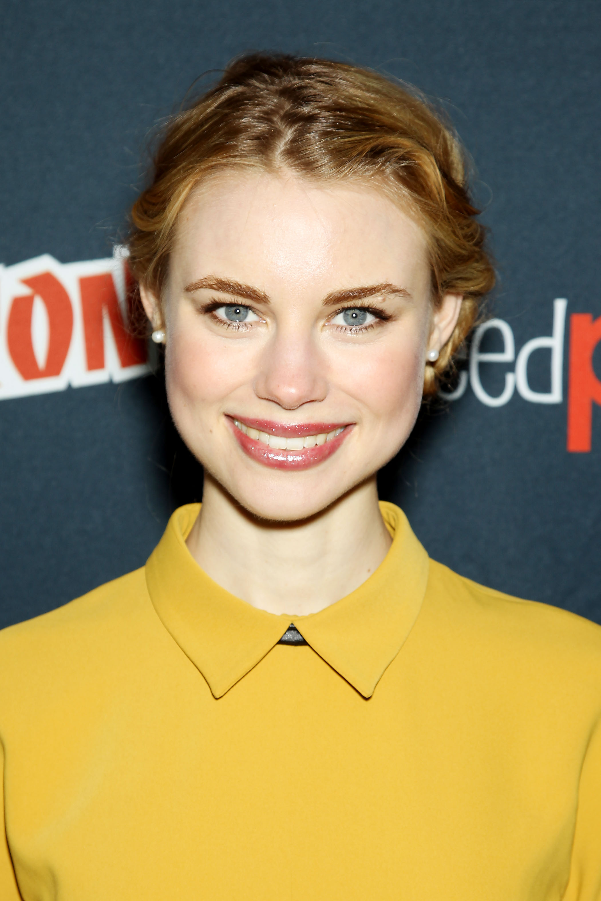 NY Comic Con 2013 - Lucy Fry