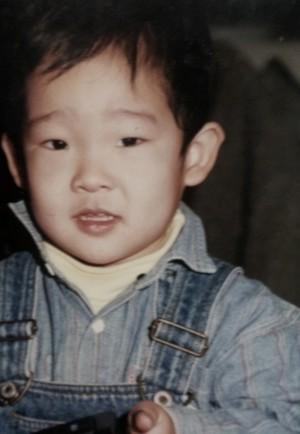 Nam Taehyun childhood foto