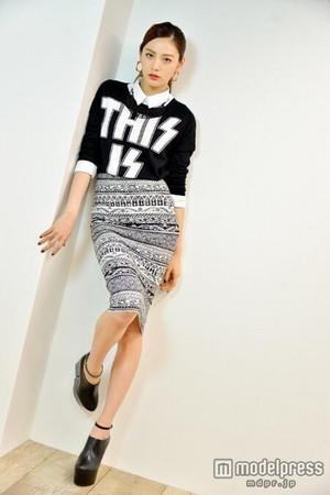 Nana's interview with ModelPress Jepun