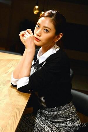 Nana's interview with ModelPress Япония