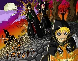 Naruto Halloween!