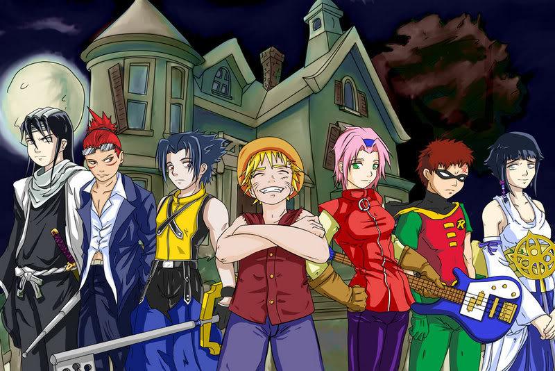 Naruto Halloween Naruto Halloween Pics Anime