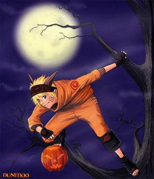 NARUTO -ナルト- Halloween!