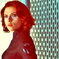 Natasha Romanoff Black Widow The Avengers Icon 35755042