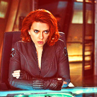 Natasha Romanoff Black Widow The Avengers Icon 35755044