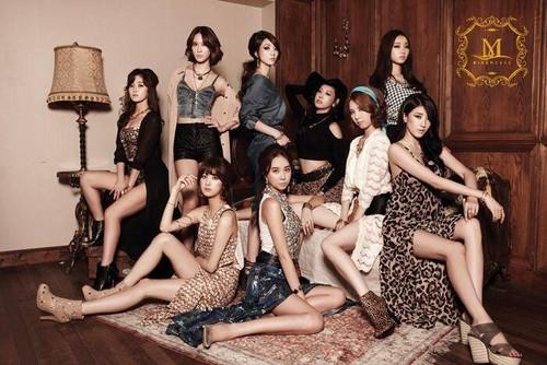 "Nine Muses fondo de pantalla titled Nine Muses ""PRIMA DONNA"" Teaser imágenes ~"