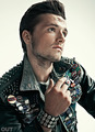 OUT MAGAZINE | November 2013 - josh-hutcherson photo
