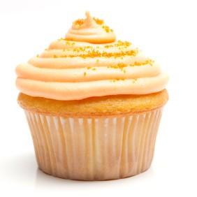 oranje Cupcakes ♥
