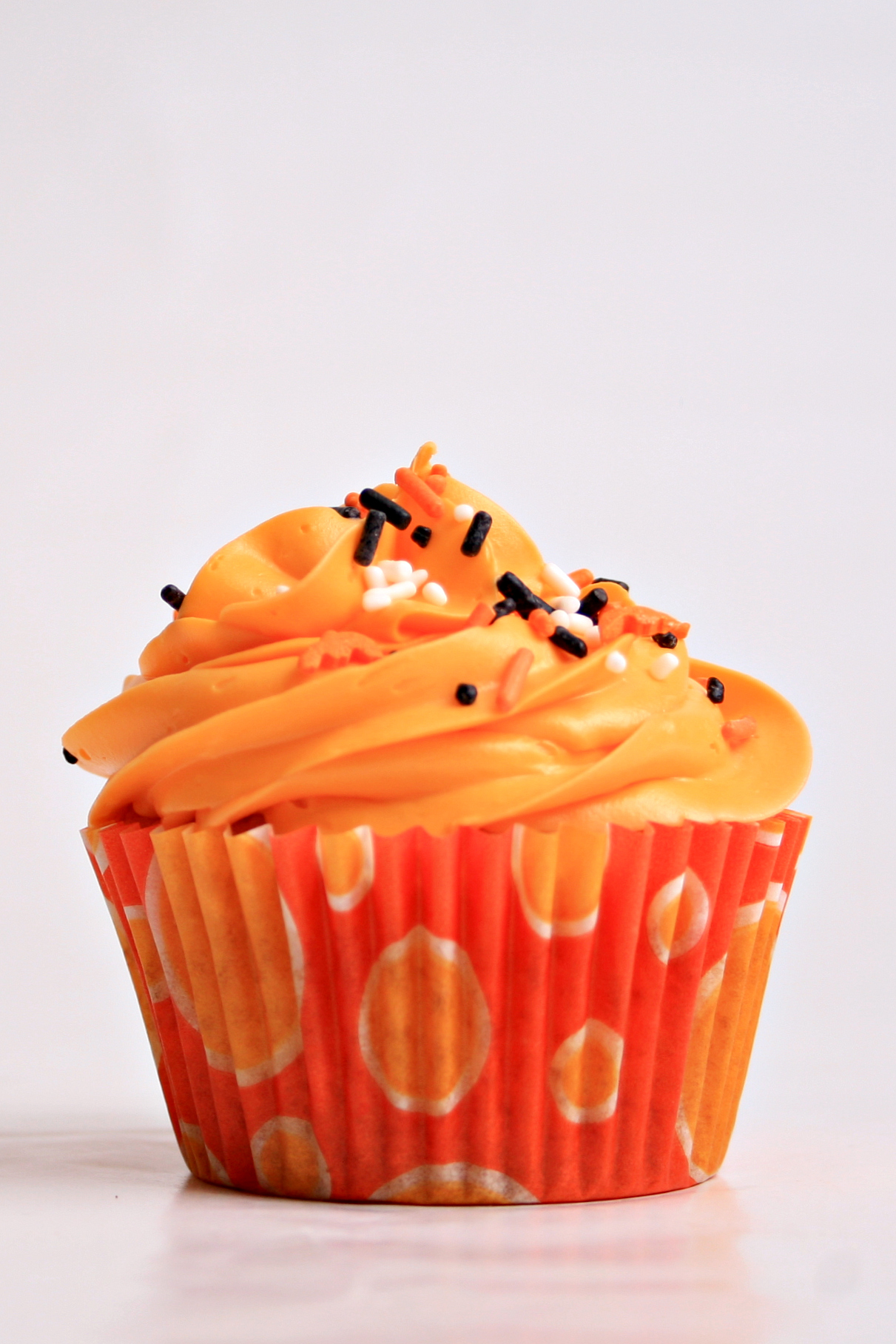Orange Cupcakes - Random Photo (35742953) - Fanpop