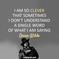 Oscar Wilde citations