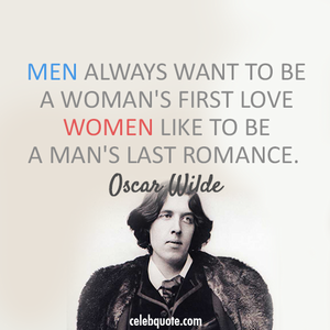Oscar Wilde 名言・格言
