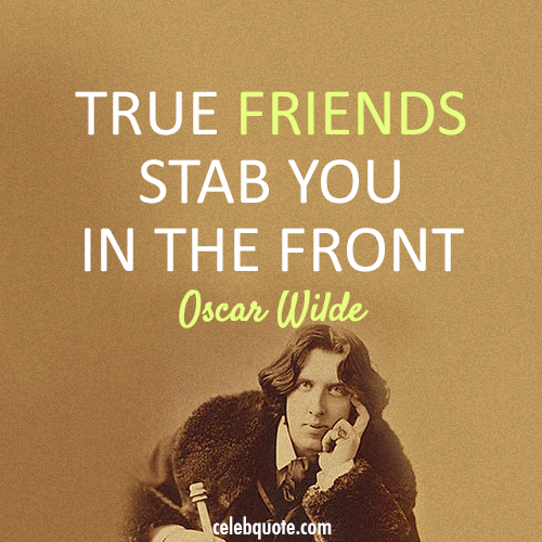Poets & Writers fond d'écran called Oscar Wilde citations
